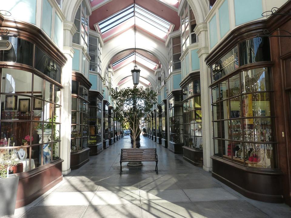 galerie marchande